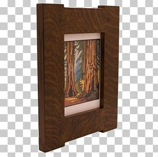 Wood Stain Frames /m/083vt Brown PNG