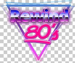 1980s Rewind Festival Logo Musical Ensemble PNG