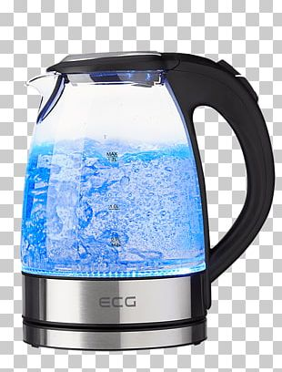 Electric Kettle Glass Fiber Electric Water Boiler PNG