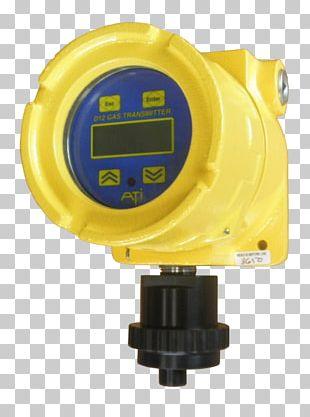 Gas Detector Transmitter Sensor Sulfur Hexafluoride PNG