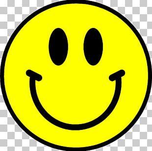 Smiley Face Emoticon PNG
