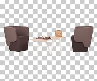 Wing Chair Fauteuil Furniture PNG