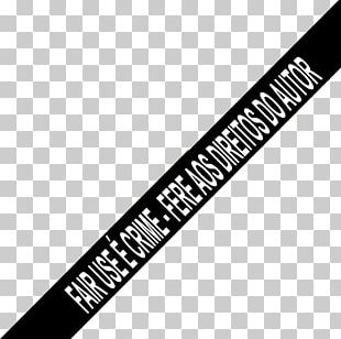 Black Line Angle White Font PNG