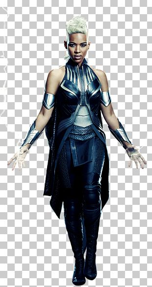 Halle Berry Storm X-Men: Apocalypse Rogue PNG