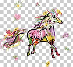 Horse Pony Drawing Photography PNG