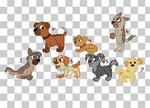 Puppy Dog Breed Pound Puppies Kitten PNG