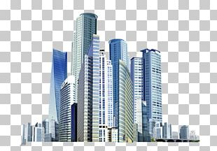 Skyscraper Building Icon PNG