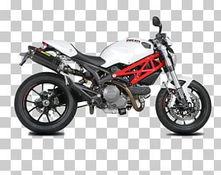 Ducati Monster 696 Exhaust System Ducati Multistrada 1200 Motorcycle PNG