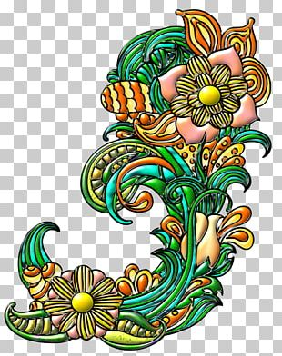 Floral Design Ornament Decorative Arts Visual Arts PNG