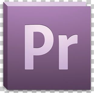 Adobe Premiere Pro Adobe Systems Computer Software Video Editing PNG