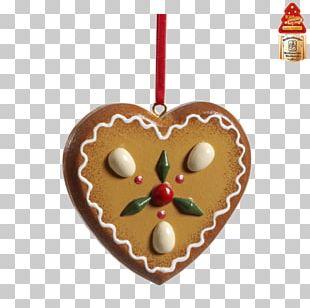 Lebkuchen Christmas Ornament Gingerbread Santa Claus PNG