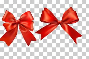 Paper Ribbon Gift Wrapping Bow And Arrow PNG