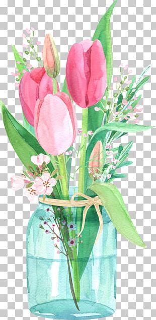 Tulip Floral Design Flower PNG