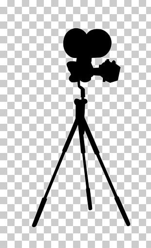 Photographic Film Tripod Hollywood Movie Camera PNG