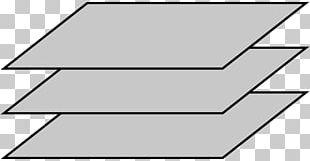 Plane Parallel Mathematics Line Dimension PNG
