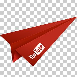 Airplane YouTube Paper Computer Icons PNG