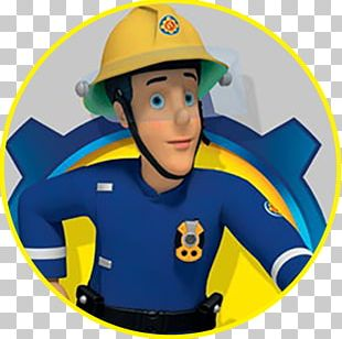Fireman Sam Wales Firefighter Animation PNG