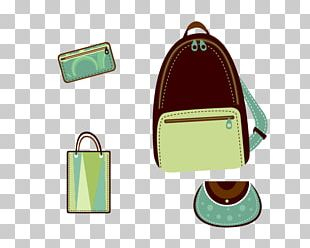 Handbag Backpack PNG