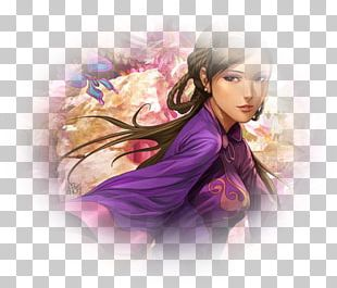 Romance Of The Three Kingdoms United States Four Beauties Art PNG
