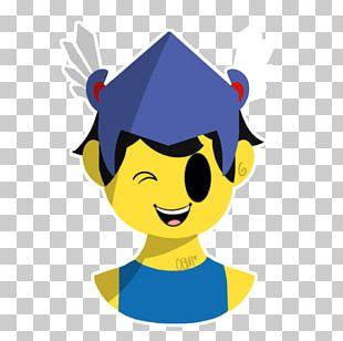 Smiley Desktop Character PNG
