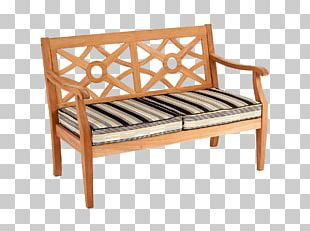 Garden Furniture Couch Bench Living Room PNG