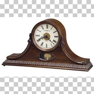 Mantel Clock Howard Miller Clock Company Fireplace Mantel Table PNG