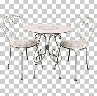 Table Bistro Chair Furniture Cafe PNG