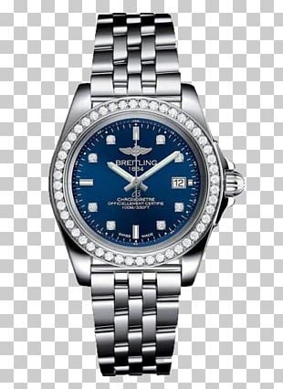 Breitling Galactic 32 Breitling SA Watch Bracelet Jewellery PNG