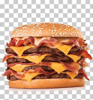 Hamburger Fast Food Bacon Burger King Fried Egg PNG