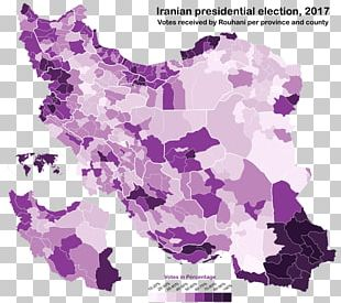 Iranian Presidential Election PNG