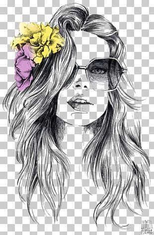 Drawing Watercolor Painting Fashion Illustration Sketch PNG