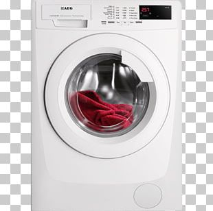 Washing Machines AEG Home Appliance European Union Energy Label PNG