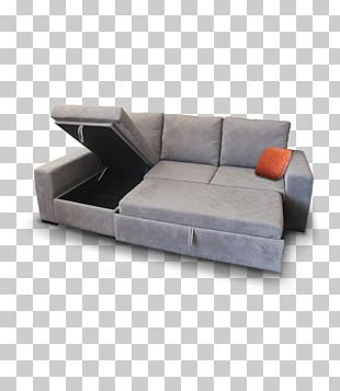 Sofa Bed Chaise Longue Couch Clic-clac PNG