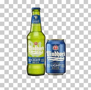 Lager Beer Bottle Miller Lite Distilled Beverage PNG
