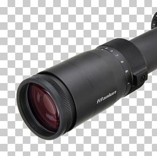 Reticle Camera Lens Monocular Magnification Viewfinder PNG