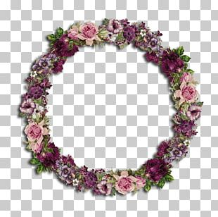 Floral Design Wreath Jewellery Lei PNG