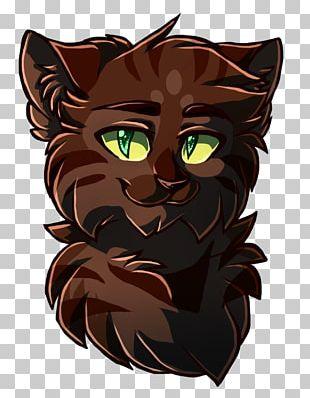 Forest Of Secrets Cat Warriors ThunderClan Oakheart PNG