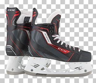 Ice Skates CCM Hockey Ice Hockey In-Line Skates Bauer Hockey PNG