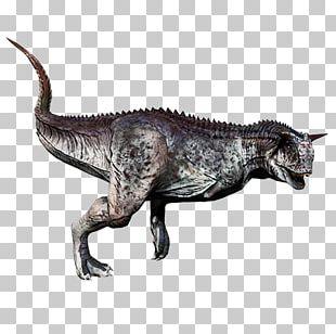 Tyrannosaurus Carnotaurus ARK: Survival Evolved Primal Carnage: Extinction Acrocanthosaurus PNG