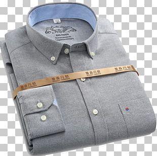 T-shirt Sleeve Oxford Dress Shirt PNG