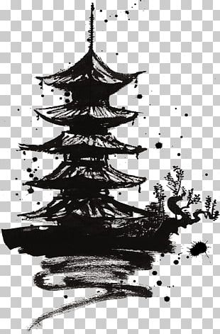 Japan Illustration PNG