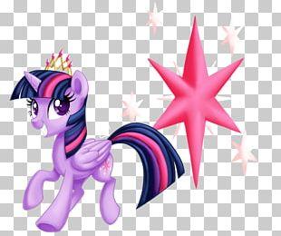 Twilight Sparkle Pony Fan Art Rarity PNG