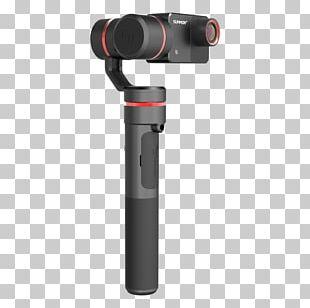 Video Cameras 4K Resolution Action Camera Gimbal PNG