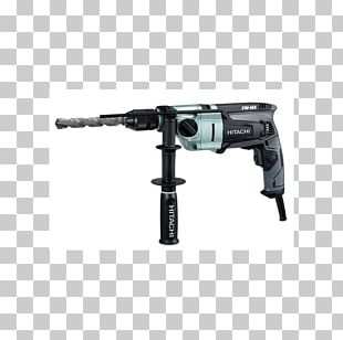 Hitachi Hammer Drill Power Tool Augers PNG