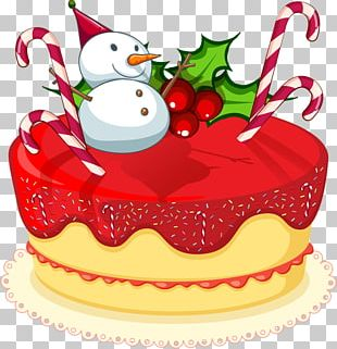 Birthday Cake Cupcake Christmas Cake Petit Four Bakery PNG
