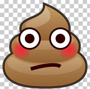 Pile Of Poo Emoji Sticker Telegram PNG
