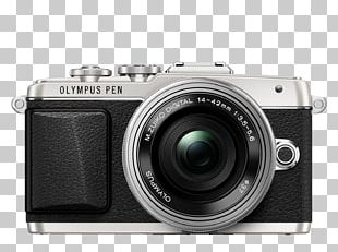 Olympus PEN E-PL1 Mirrorless Interchangeable-lens Camera Olympus PEN E-PL8 Camera Lens PNG