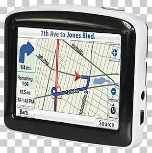 Automotive Navigation System GPS Navigation Systems Global Positioning System Car PNG