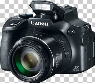 Camera Zoom Lens Canon Photography DIGIC PNG