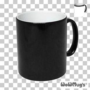 Coffee Cup Magic Mug Light Ceramic PNG